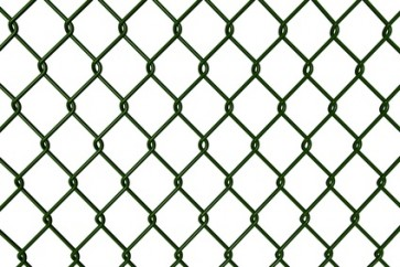 Maschendrahtzaun Rolle 100 cm hoch, 25 m lang, grün, 50er Masche