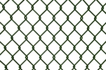 Maschendrahtzaun Rolle 125 cm hoch, 25 m lang, grün, 50er Masche
