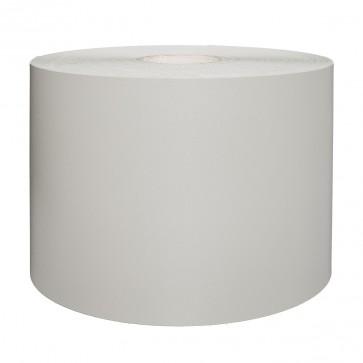 PVC Sichtschutzstreifen für Stabmatten, hellgrau, mittlere Ausführung