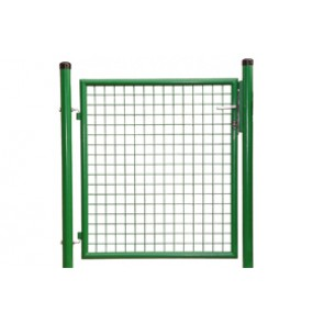 Gartentor, grün, 1,50m hoch - 1,50m breit - Stabile Ausführung
