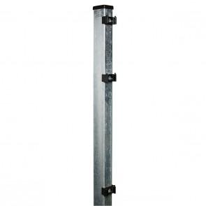 Pfosten verzinkt für 1230mm Stabmattenzaun