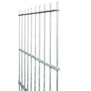Stabmatte / Zaunfeld, feuerverzinkt, 1630mm hoch - 2,51 m lang