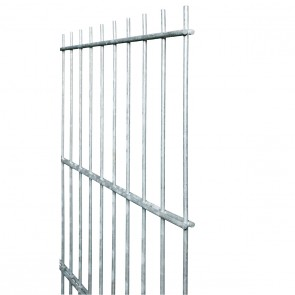 Stabmatte / Zaunfeld, feuerverzinkt, 1430mm hoch - 2,51 m lang