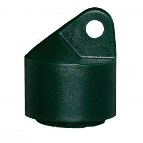 Strebenkappe, grün, für 38/40 mm Pfosten/Strebe